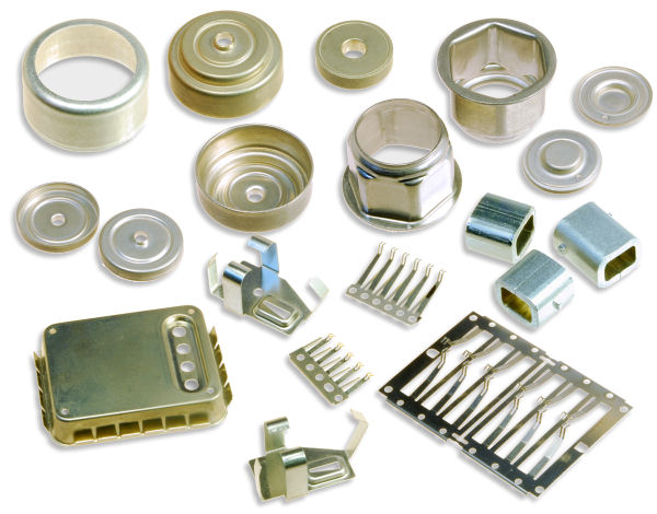 Precision Metal Stampings for Automotive